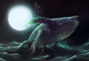 Whale by Chris0919