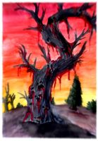 tree of souls by cheese-puff82