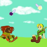Majora's Mask MSN by Umulu