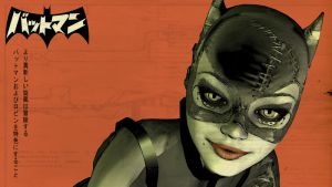 BATMAN: DOOM CYCLE Catwoman concept art p1 by ChrisFischer