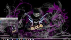 GNR - 7 Theme for Win 7 by X-ile2010