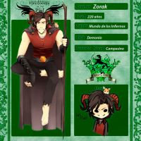 HOPT: Demonio by i-Zorak