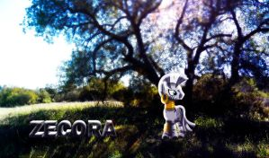 Zecora Nature Wallpaper by InternationalTCK
