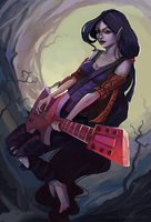 Marceline by Nieris