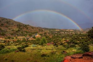 Double Rainbow by ernieleo