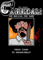 Cannibal! The Musical - Pixel Poster by deadpixxl