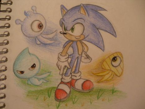 :Sonic Colors: by SEGA-Sonic15