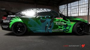 Chrysalis Racing (1 of 4 cars) by doomhammer22