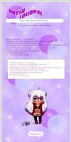 Michi Journal CSS-Commission for KoRe-MiChI by Pascua-Tanya