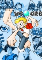 We Are .:REMASTERED:. Cover by CP-BaM-BaM