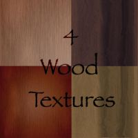4 Wood Textures by Ravenhart