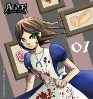 Mother's Prompt 01 - Alice by laexdream