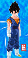 Vegetto Normal Pose by SnaKou
