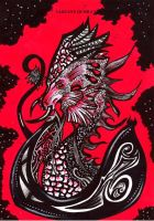 Red Dragon by Olivieree