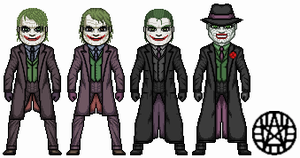 Micro Hero Joker by Nez99