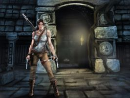 Tomb Raider Reborn Contest by lberry1976