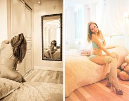 her morning elegance by Boudoir-Photography