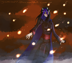 Shadow Nightmare The Lady of dreams by yamihp7