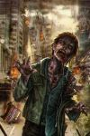 Zombie Survival by curlyhair
