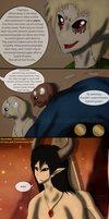 Adventures With Jeff The Killer - PAGE 64 by Sapphiresenthiss