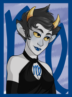 Cerulean Kanaya by Zorn-Sable