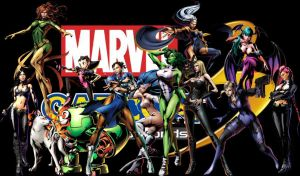 Marvel vs Capcom 3 Chicks Ver2 by zachman1996