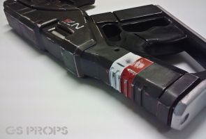 N7 Hurricane SMG  from Mass Effect by GS-PROPS