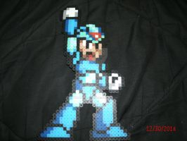 Mega Man X by Pumpkin-King-Zak
