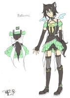 CONTEST: Natsumi's Outfit by ember-snow