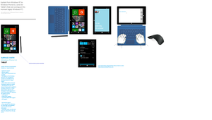 Microsoft WindowsPhone Tablet by tmpcox