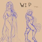 Sisters Wip by magnillius