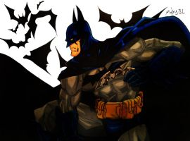 Batman by MikeES