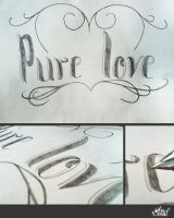 Pure love by demorfoza