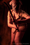 SIlent Hill - Nurse by Yukilefay