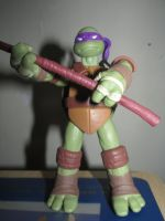 Donatello Action Figure by LilachSigal