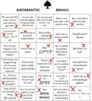 Aromantic Bingo by wolfgirl012