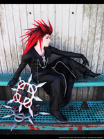 Axel - Undisturbed by NailoSyanodel