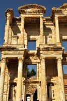Library of Celsus 2, Ephesus by wildplaces