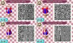AC New Leaf - Design #10 'Bayern Munich Jersey #1' by xNiciCupcake