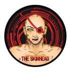 Character Design- THE SKINHEAD by BlackBodyElectric