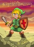 Zelda 25th anniversary by JFRteam