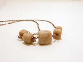 Polymer Goldstone Cubes by Kindori