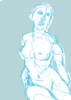 Figure Practice 001 2-2 by weaselspit