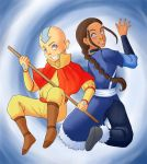 Avatar- the last airbender by busik
