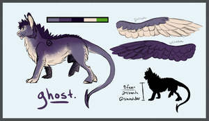 Ghost Official Reference by gh0stlii