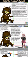 MMD The Pedobear's Tutorial by Trackdancer