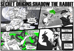SECRET ORIGINS: SHADOW THE RABBIT!!! by DRAKEFORD