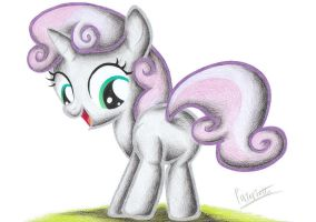 Sweetie Belle by Patoriotto