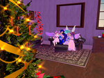 Christmas with the Family by Tonypilot