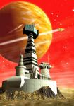 Homage to Chris Foss by innovari